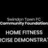 Health and Fitness Daily Activity: We know it can seem difficult to find ways to keep active around the house, so the staff at STFC Community Foundation have put together this video of exercises you can do from your living room!