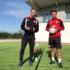 STFC SOCCER SKILLS WEEK 4 DAY 2 - DRIBBLING WITH A SKILL: Mitch and Shane will be back every day with a new skill for you to work on from home. Check the video description for your Bronze, Silver and Gold challenges!