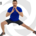 Health and Fitness Daily Activity: Todays challenge is to complete the lower body strength and endurance workout! These exercises can be carried out using bodyweight or for an additional challenge you can add weights if you have them