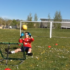 STFC SOCCER SKILLS WEEK 6 DAY 1 - GK ALL ROUND: Today we've got Jon and Ted who have prepared this week's Goal Keeper Challenge!