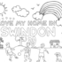 We LOVE Swindon and our heroes who are keeping us safe. Show your love with this colouring picture and put it in your window!