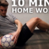 Health and Fitness Daily Activity: Today's home workout combines fitness activities with some ball mastery skills. All the activities can be completed in a small space and all you will need is a football.