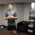 Health and Fitness Daily Activity: Here is a football related home workout video for you to try which you can do indoors or in your back garden. Give the 10 exercise circuit a go!