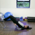Health and Fitness Daily Activity: Start the bank holiday off by trying this 5 minute workout with Olympic Champion Sam Quek. These exercises will work on your legs, glutes and core.