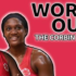Health and Fitness Daily Activity: Today's workout is bought to you by England Netballers Sasha and Kadeen Corbin. This workout will challenge your agility balance and co-ordination which is important in all sports