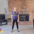 Health and Fitness Daily Activity: Today's workout is a strength and stretching routine by planet fitness. All the exercises can be done with no equipment and from the comfort of your living room!