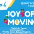 Good Luck to all 32 primary schools in Swindon and Wiltshire who are taking part in The Joy of Moving UK Home School Festival. We hope you all have fun!
