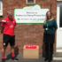 We were out and about yesterday delivering water bottles to our Premier League Primary Stars Partner Schools, so they could give them to pupils to help them reopen safely!
