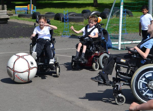 Wheelchair Football 1
