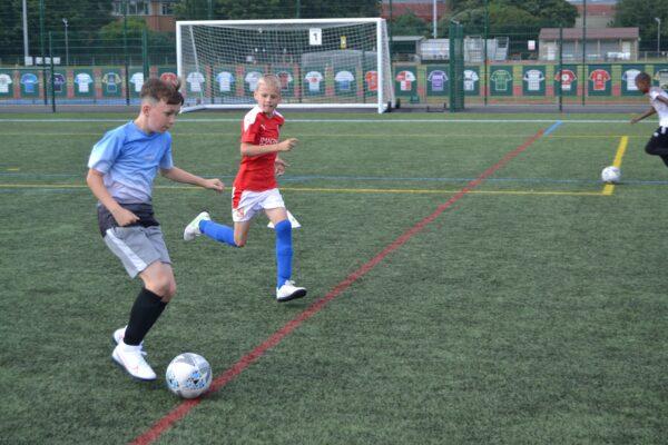 Foundation-centre-football-fun-day