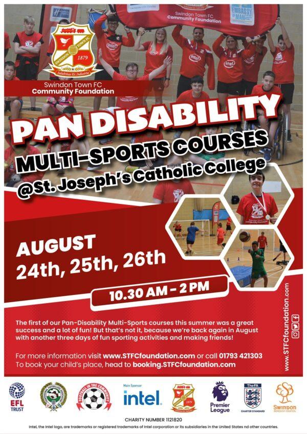 Pan-disability-course
