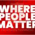 WHERE PEOPLE MATTER